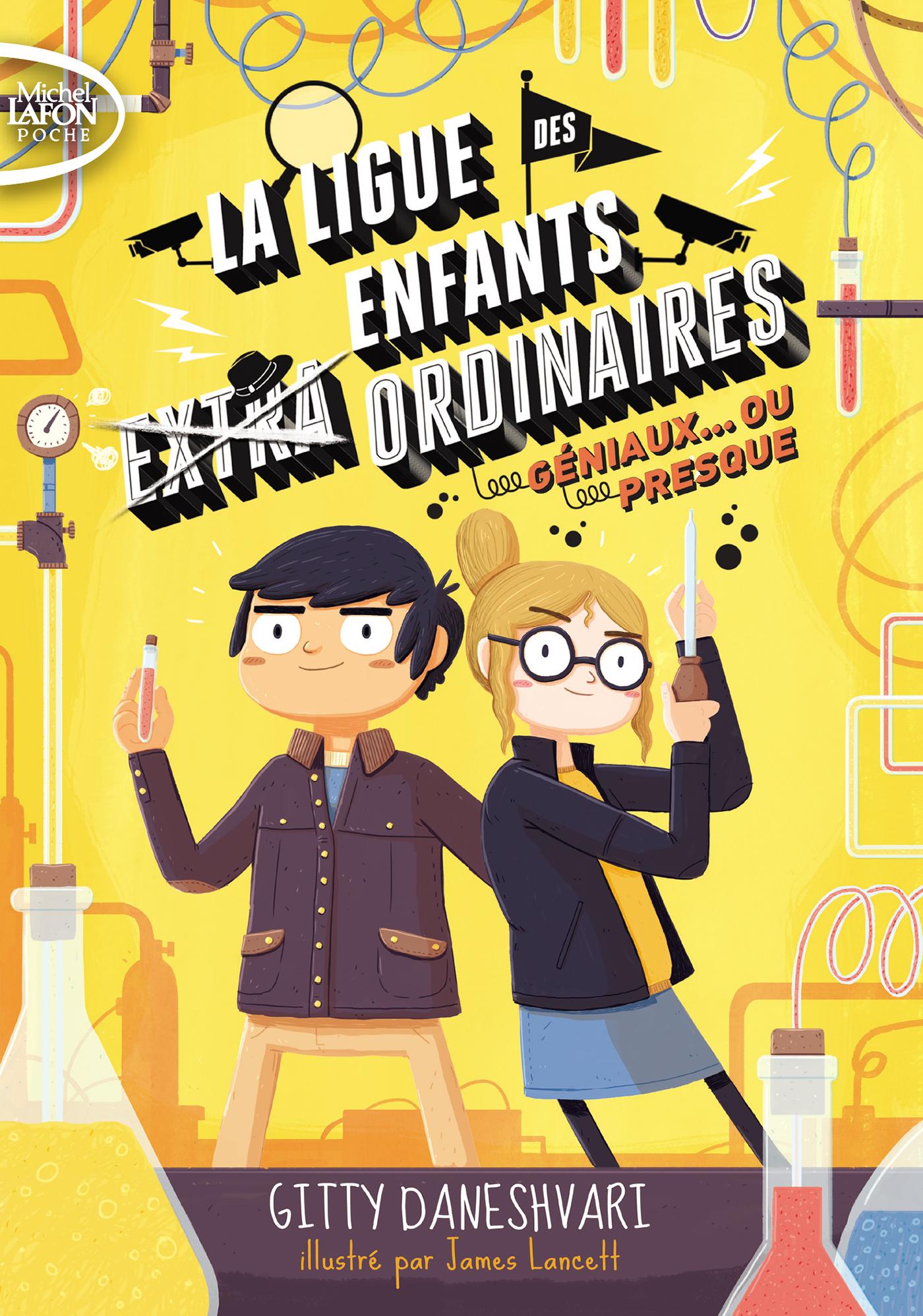LA LIGUE DES ENFANTS ORDINAIRES – TOME 2