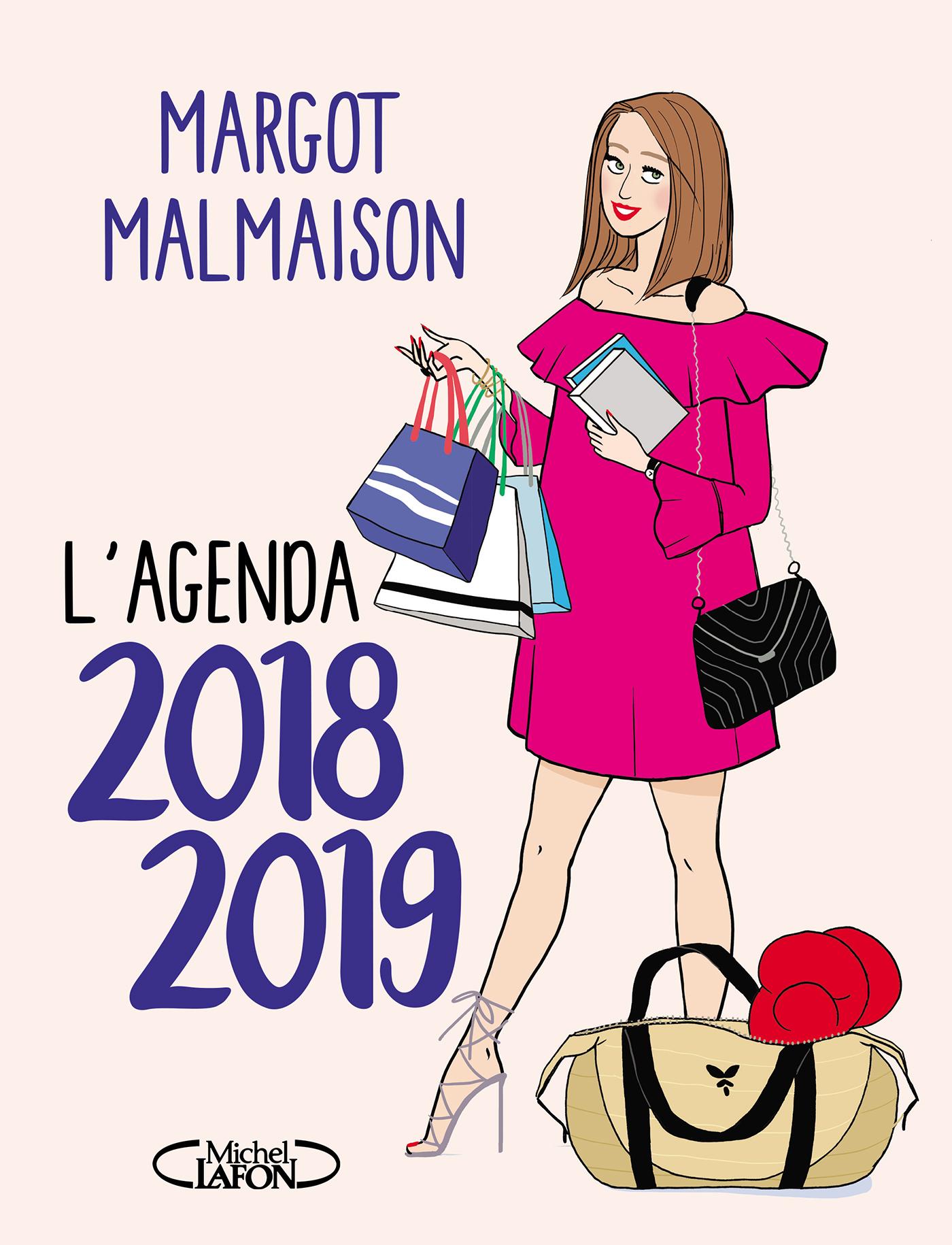 L' agenda 2018/2019 – MARGOT MALMAISON