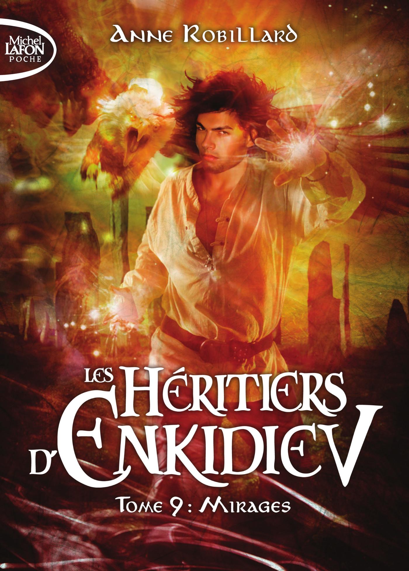 Les Héritiers d'Enkidiev – Tome 9 (Poche)