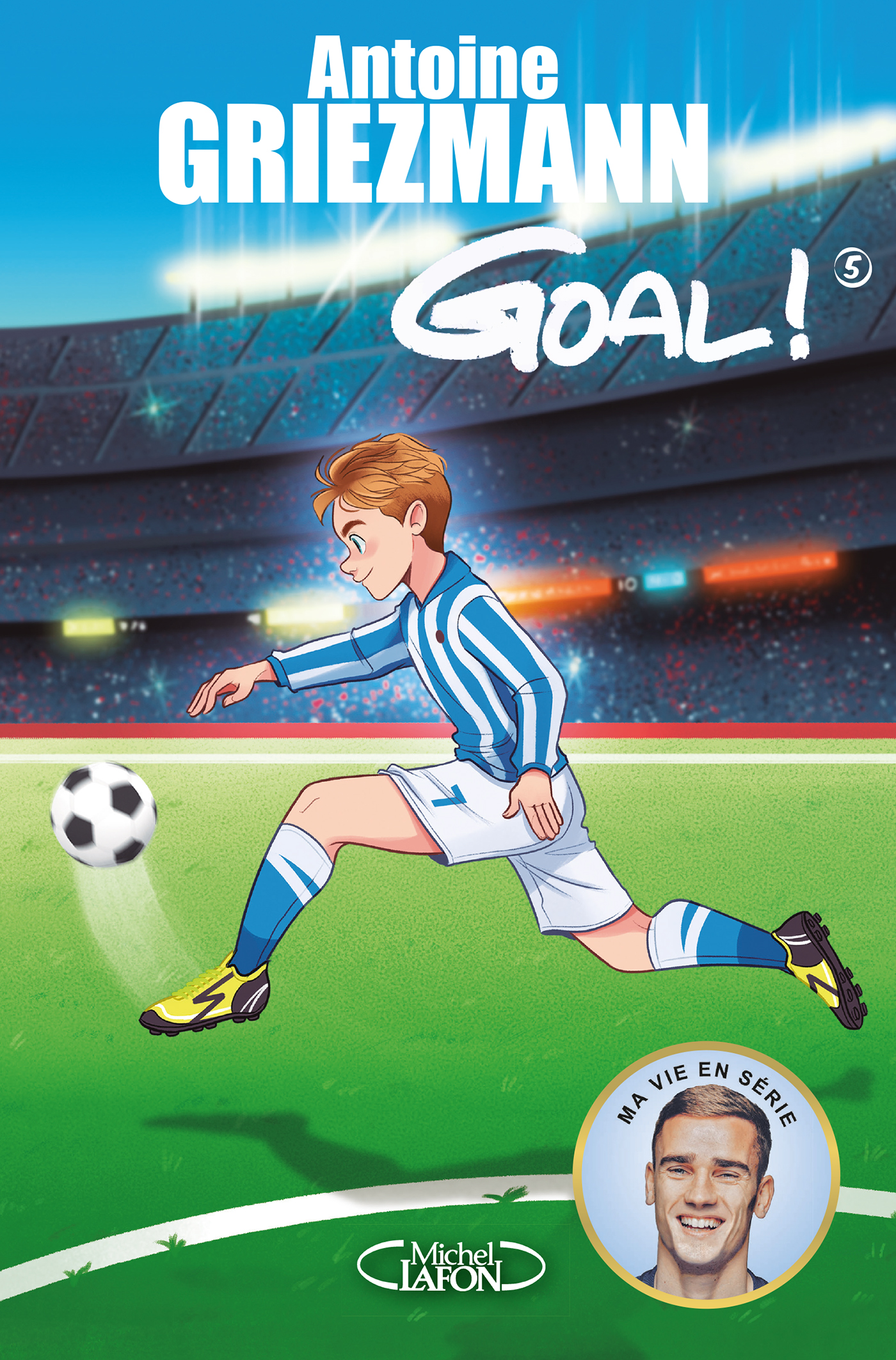 GOAL ! – Tome 5