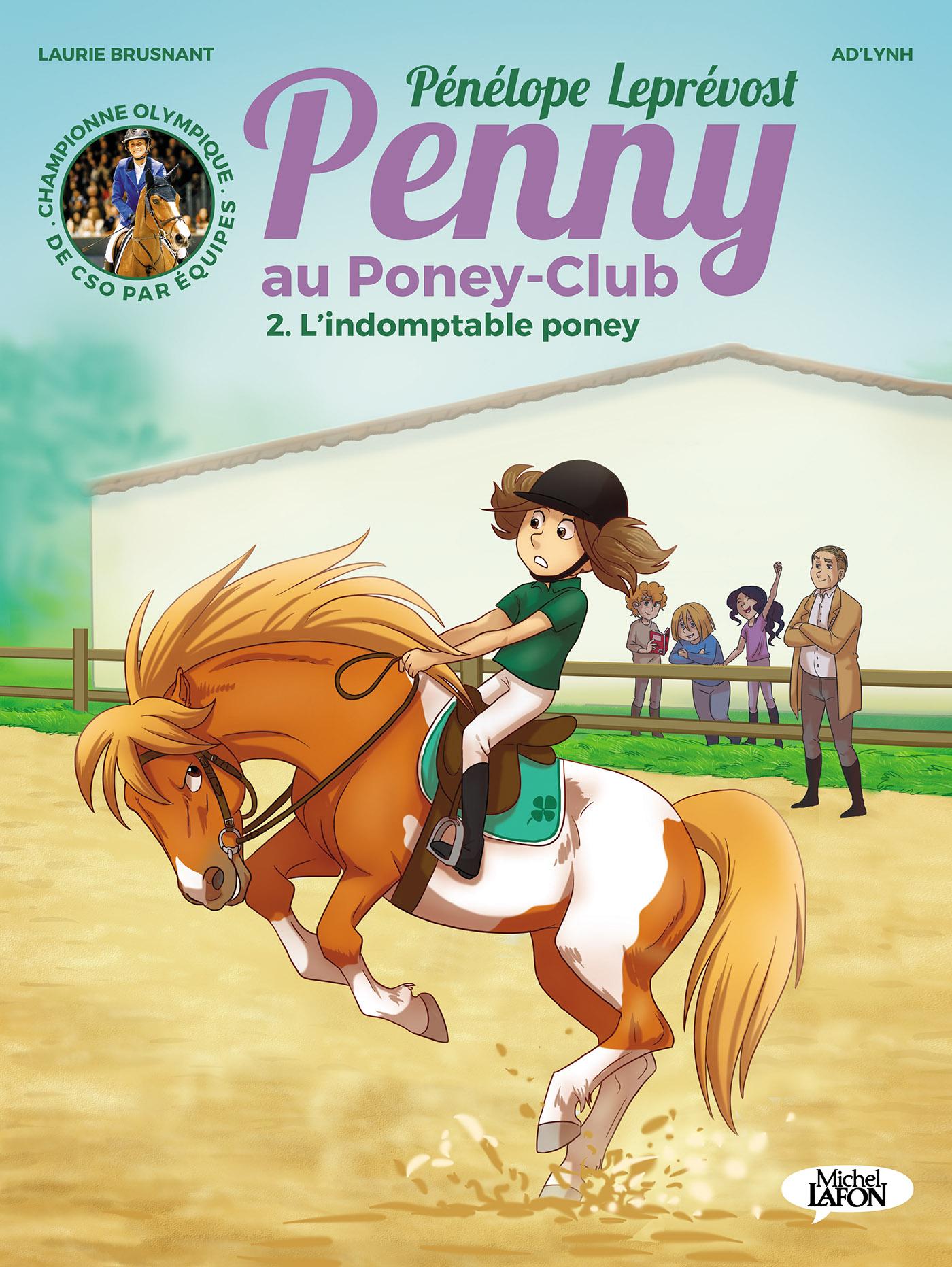PENNY AU PONEY-CLUB TOME 2 (BD)