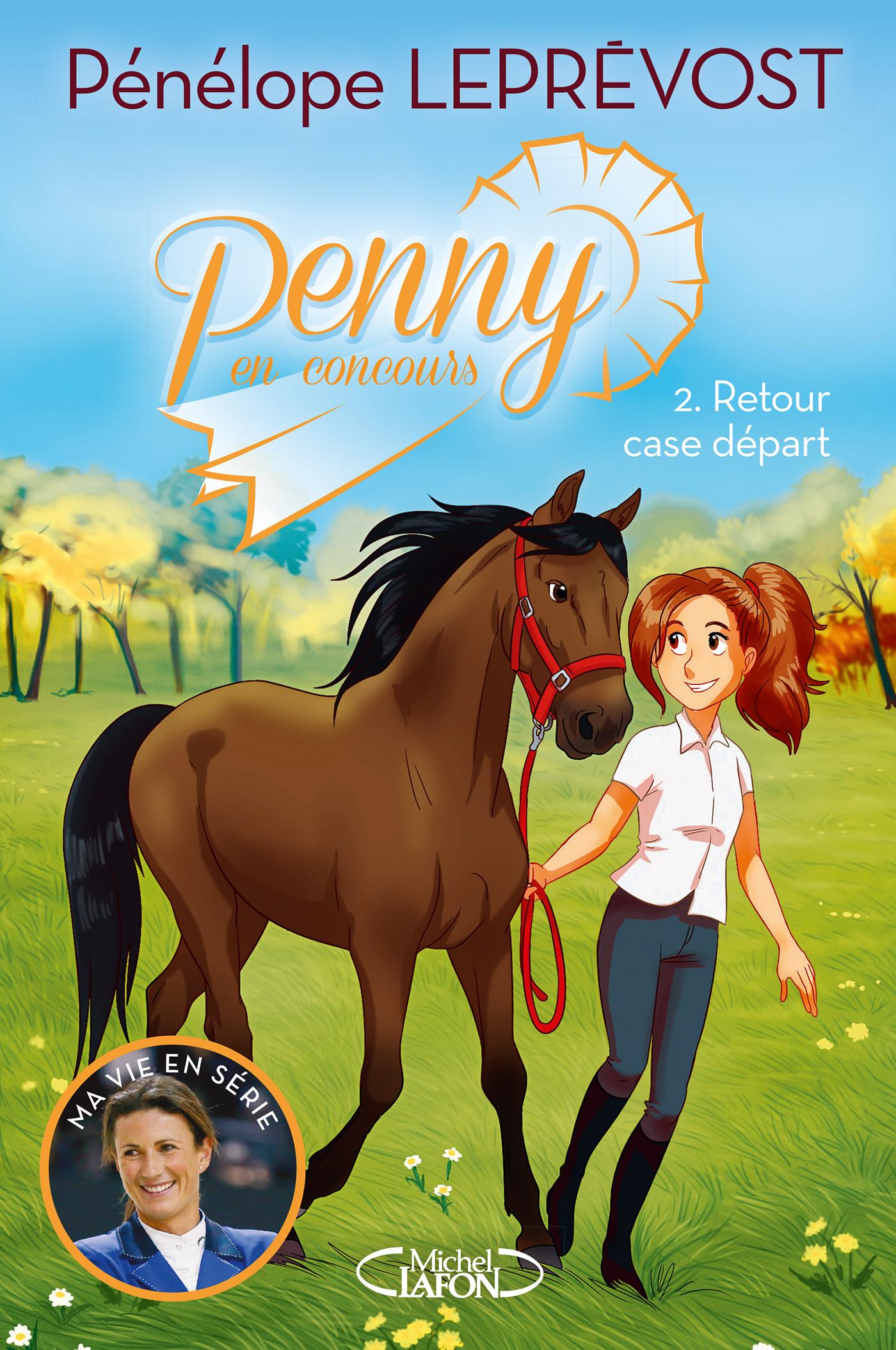 PENNY EN CONCOURS – Tome 2