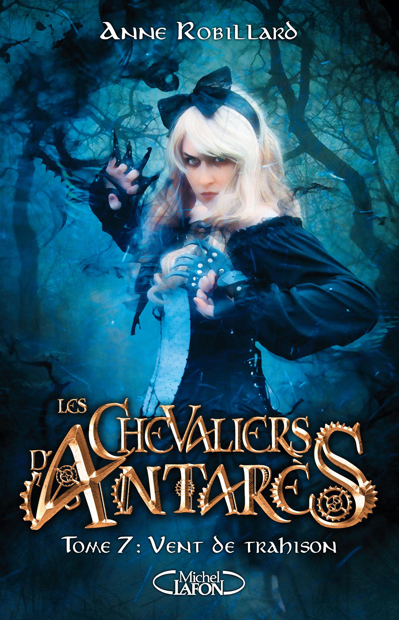 Les Chevaliers d'Antarès – Tome 7
