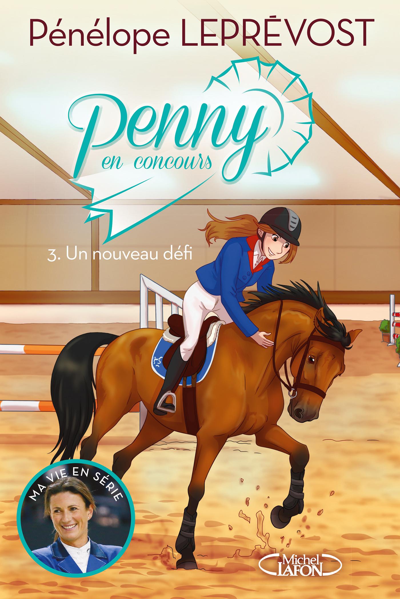 Penny en concours – Tome 3