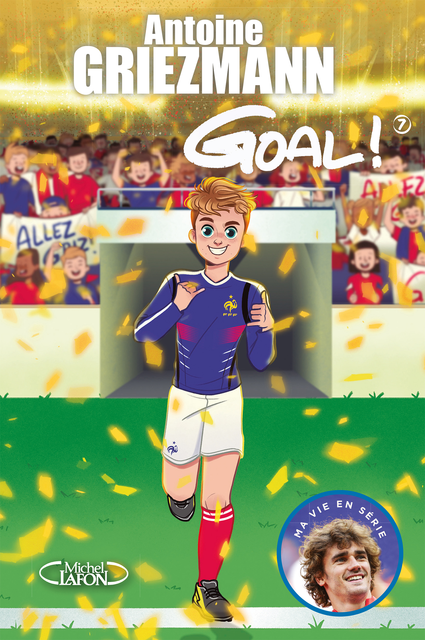 GOAL - Tome 7