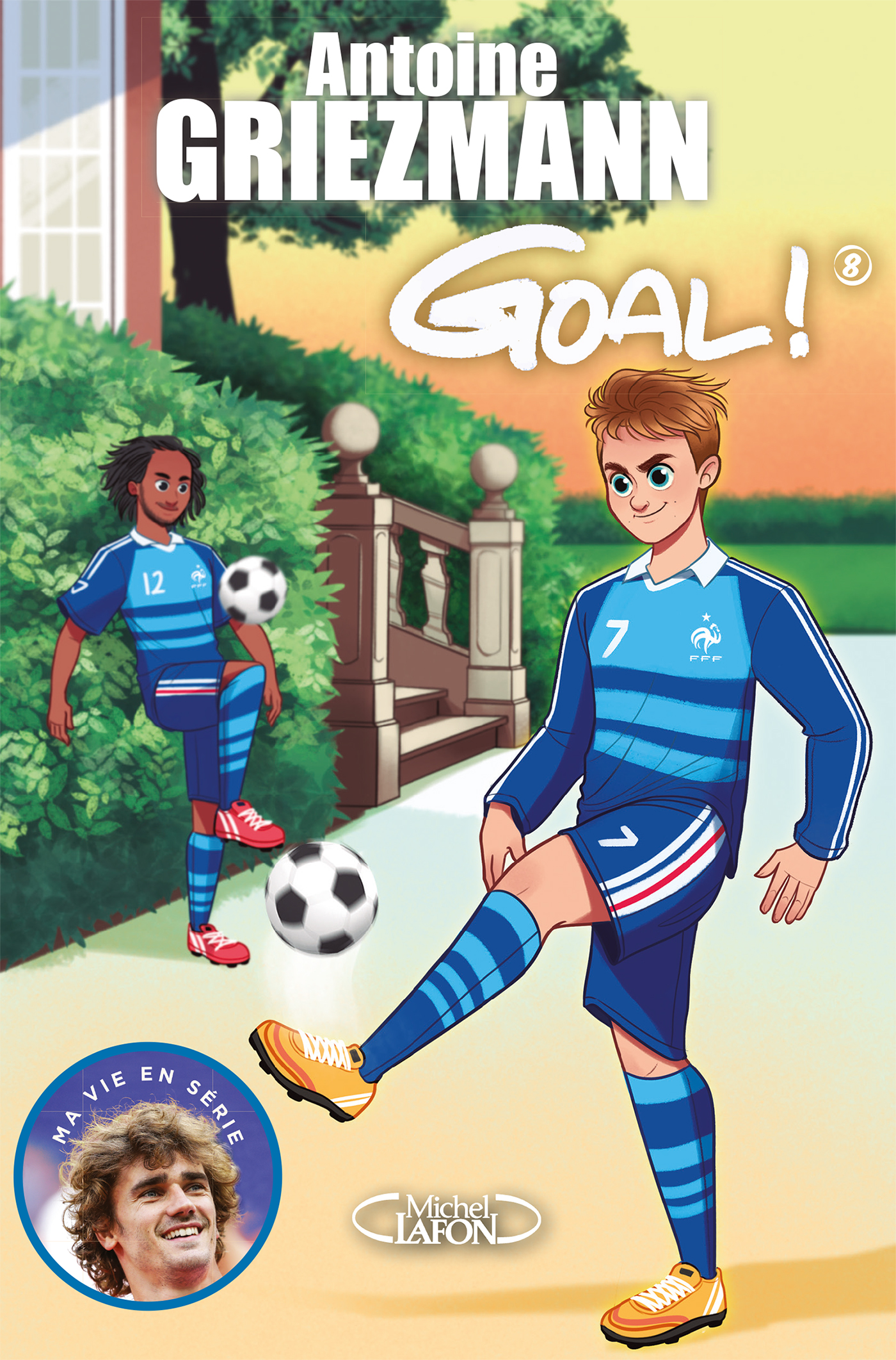 GOAL ! – TOME 8