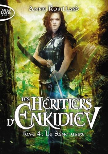 Les Héritiers d'Enkidiev – Tome 4 (Poche)