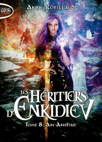 Les Héritiers d'Enkidiev – Tome 8 (Poche)