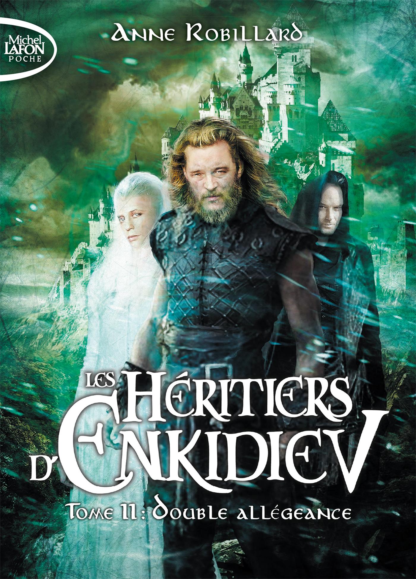 Les Héritiers d'Enkidiev – Tome 11 (Poche)