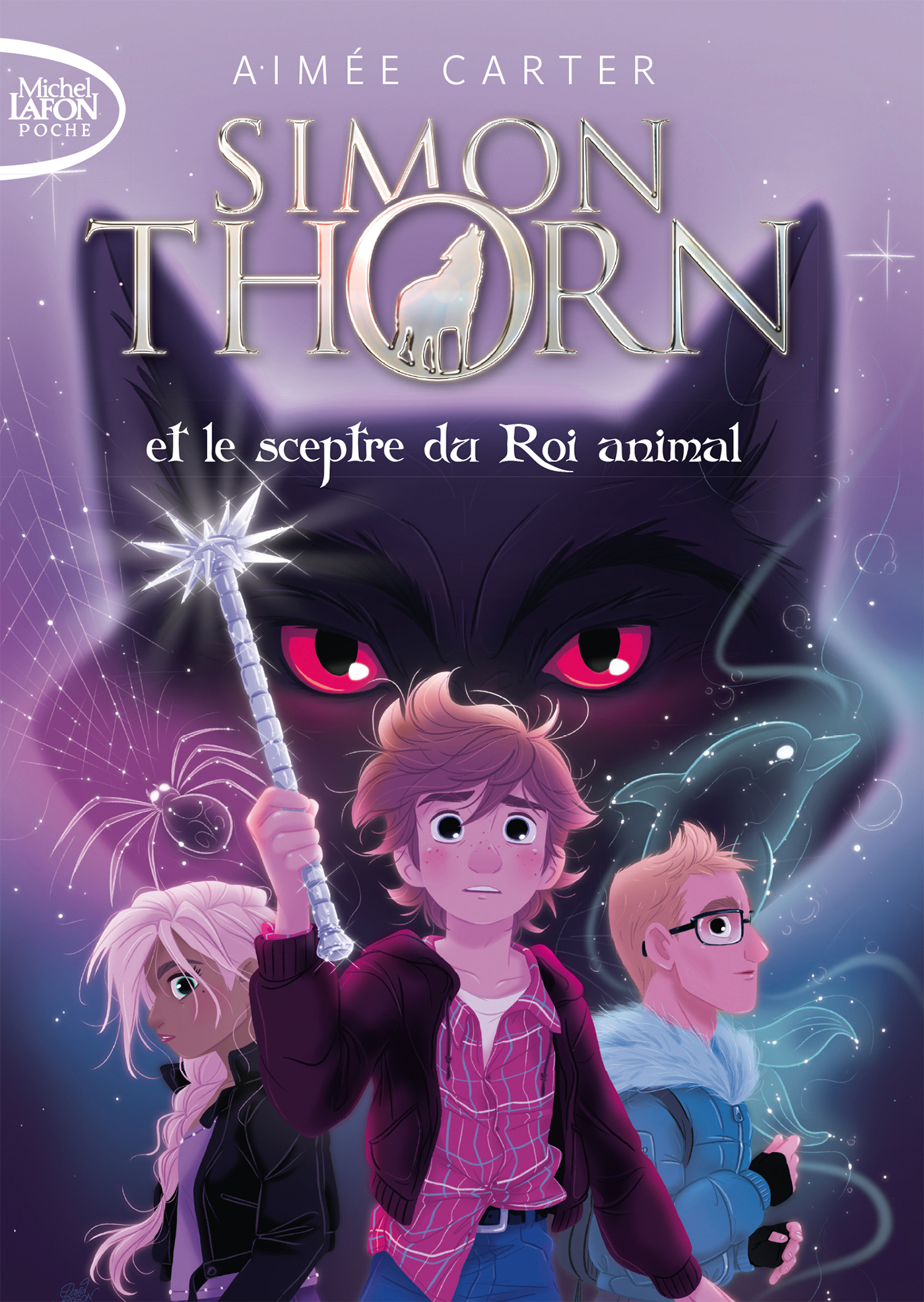 Simon Thorn – Tome 1 (Poche)