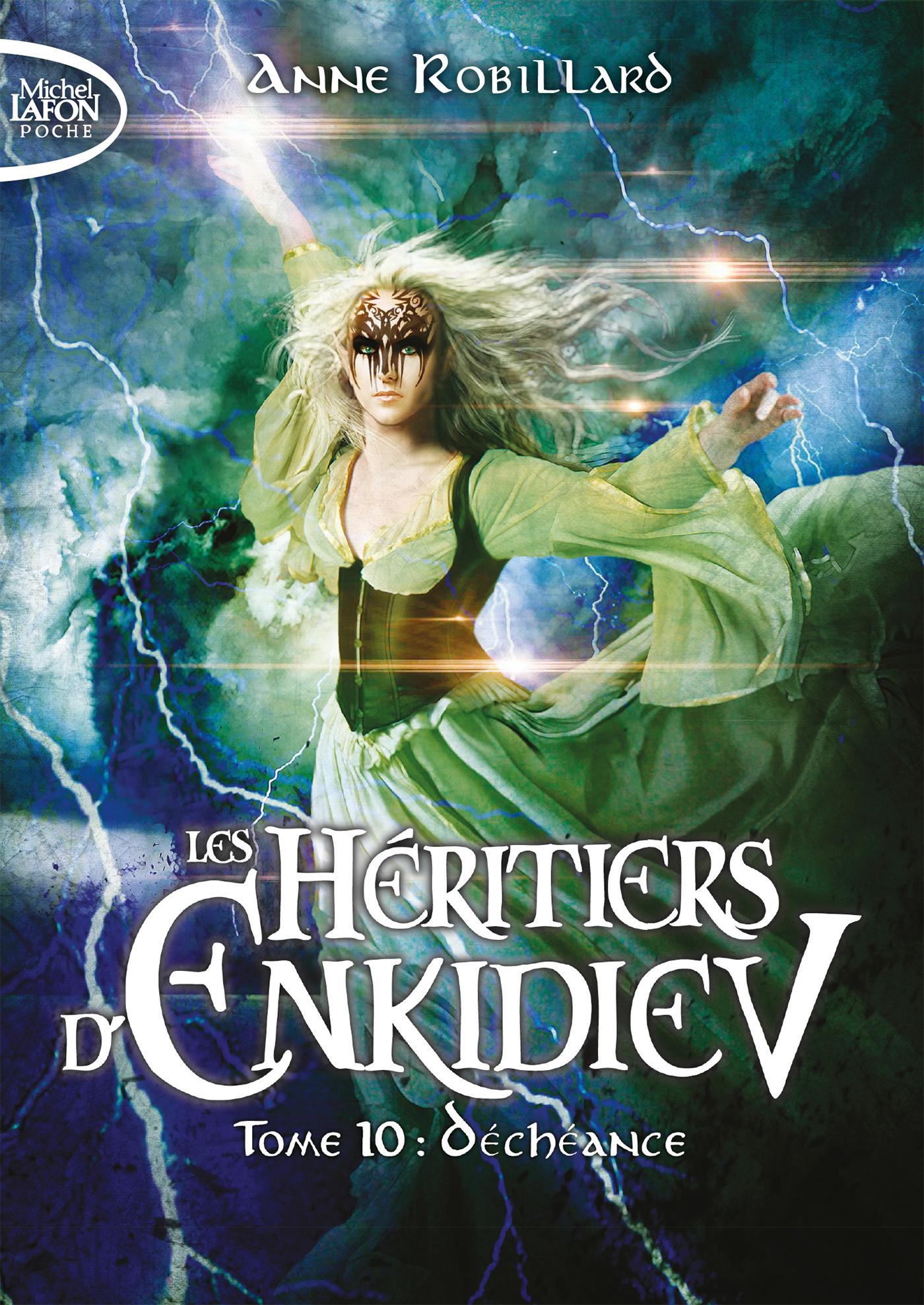 Les Héritiers d'Enkidiev – Tome 10 (Poche)