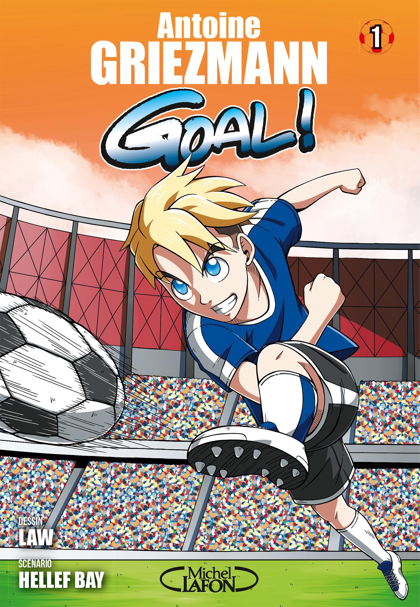 Goal ! Le manga,  T1
