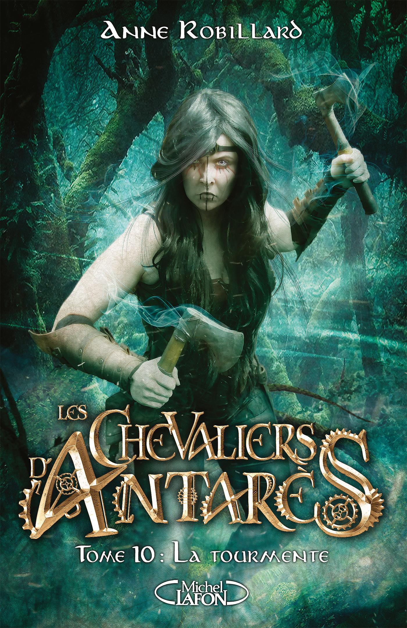 Les Chevaliers d'Antarès – Tome 10