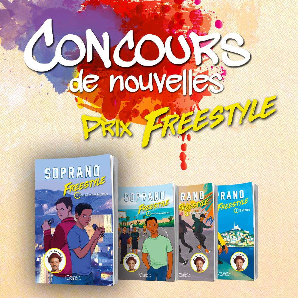 Concours de nouvelles – Prix « Freestyle »