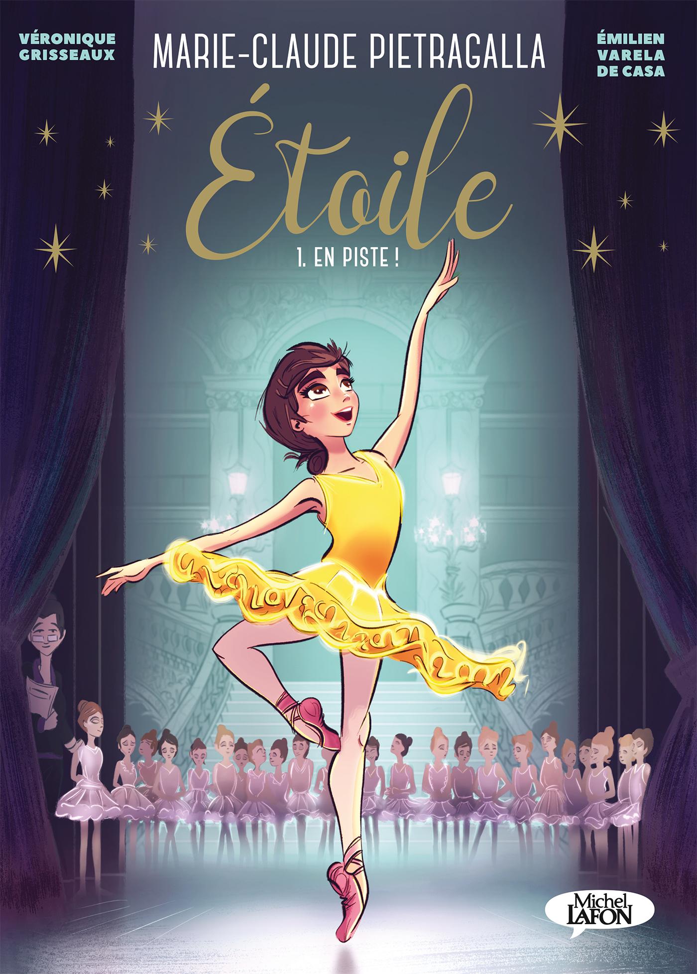 ETOILE – TOME 1 EN PISTE ! (BD)