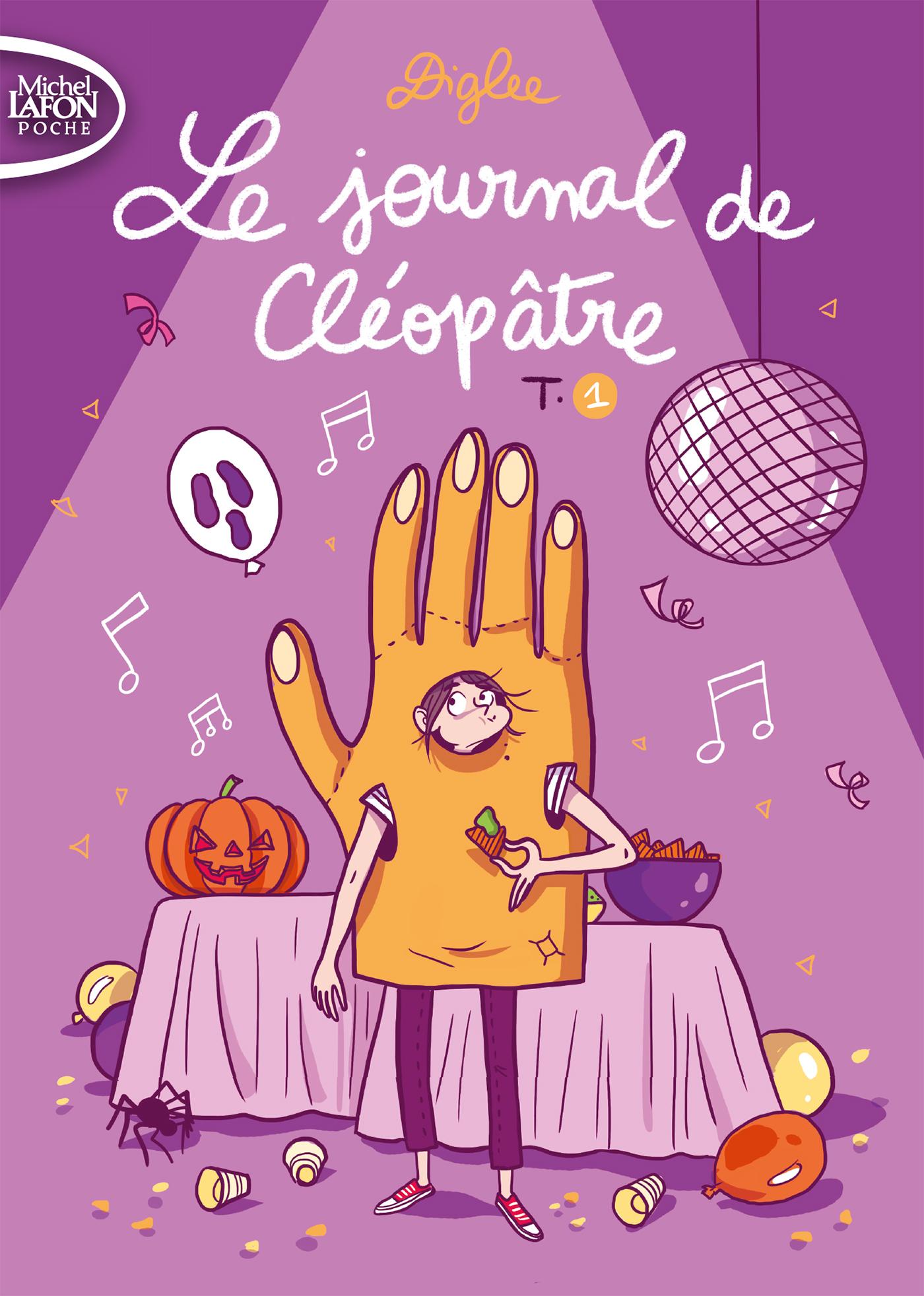 LE JOURNAL DE CLÉOPÂTRE T1