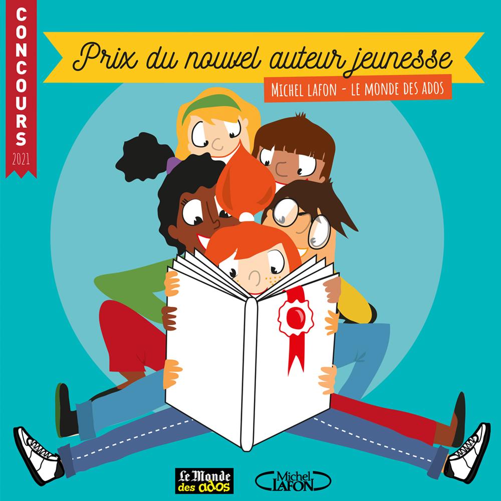 Prix du nouvel auteur jeunesse Michel Lafon × Le Monde des ados